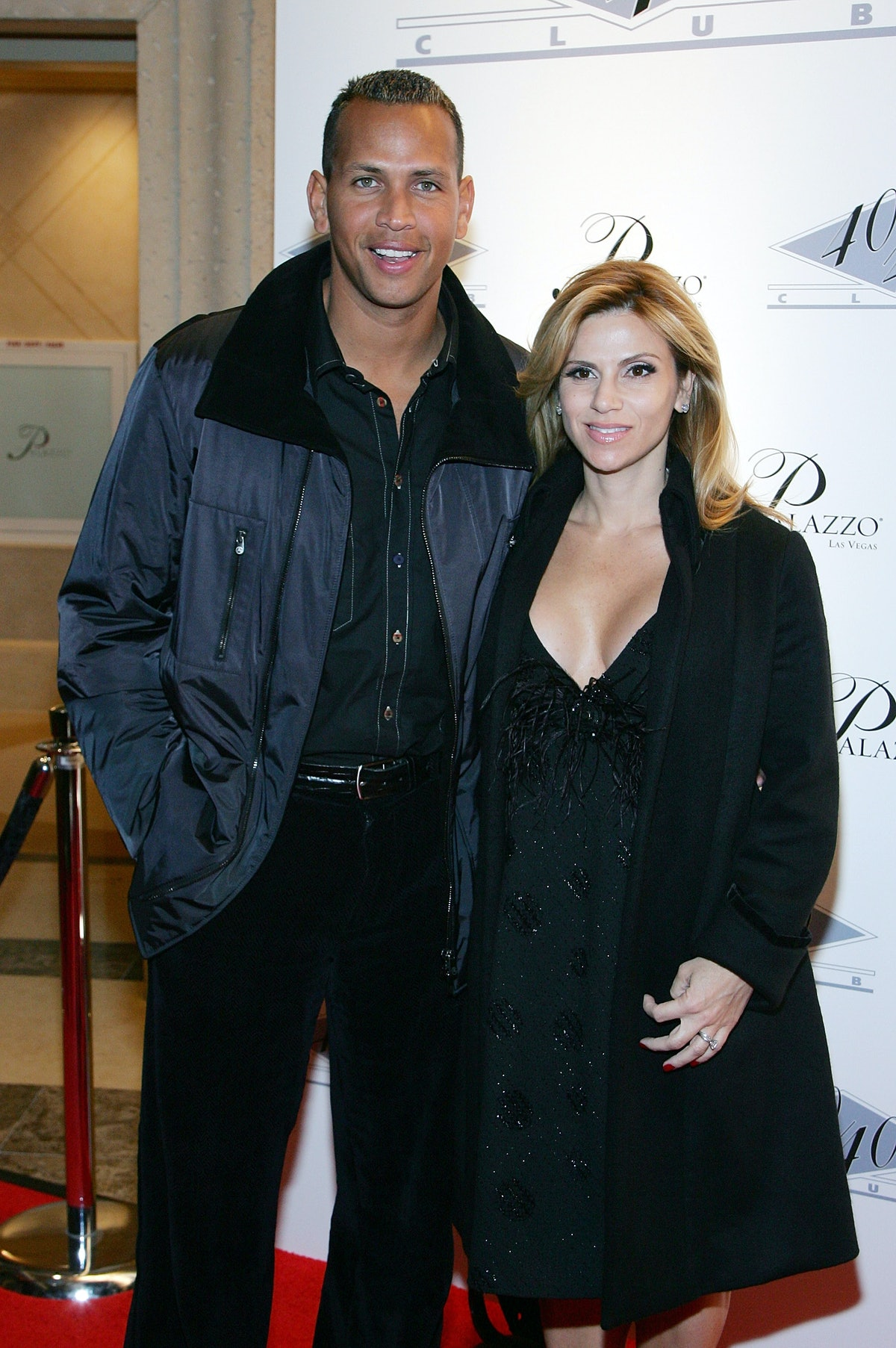 Alex Rodriguez reunited with ex-wife Cynthia Scurtis on Instagram.