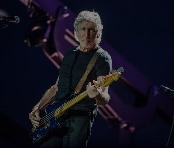 English singer and musician Roger Waters performs live on stage at Lucca Summer Festival. Lucca (Italy), July 11th, 2018 (Photo by Elena Di Vincenzo/Archivio Elena di Vincenzo/Mondadori Portfolio via Getty Images)