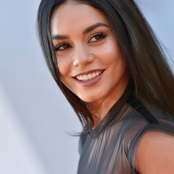 """HOLLYWOOD, CALIFORNIA - JULY 22: Vanessa Hudgens attends Sony Pictures' """"Once Upon a Time ... in Hollywood"""" Los Angeles Premiere on July 22, 2019 in Hollywood, California. (Photo by Axelle/Bauer-Griffin/FilmMagic)"""