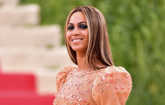NEW YORK, NY - MAY 02:  Beyonce Knowles attends 'Manus x Machina: Fashion in an Age of Technology' C...
