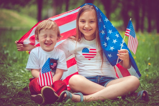 Kid-friendly jokes about the Fourth of July will create some laughable moments