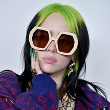 LOS ANGELES, CALIFORNIA - JANUARY 26:  Billie Eilish attends the Universal Music Group Hosts 2020 Grammy After Party on January 26, 2020 in Los Angeles, California. (Photo by Gregg DeGuire/FilmMagic,)