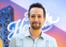 Lin-Manuel Miranda responds to 'In The Heights' controversy. (Photo by Noam Galai/Getty Images)