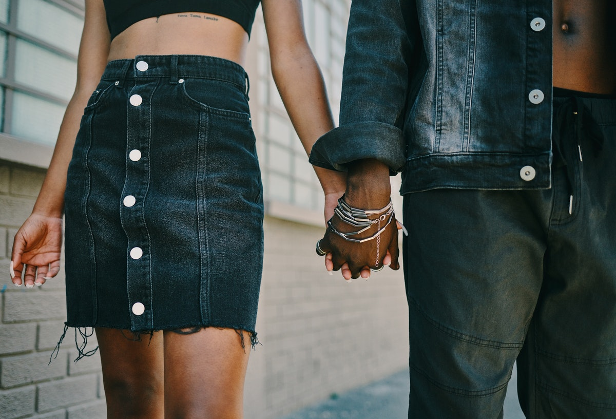 Codependent relationship can result from spending too much time together.