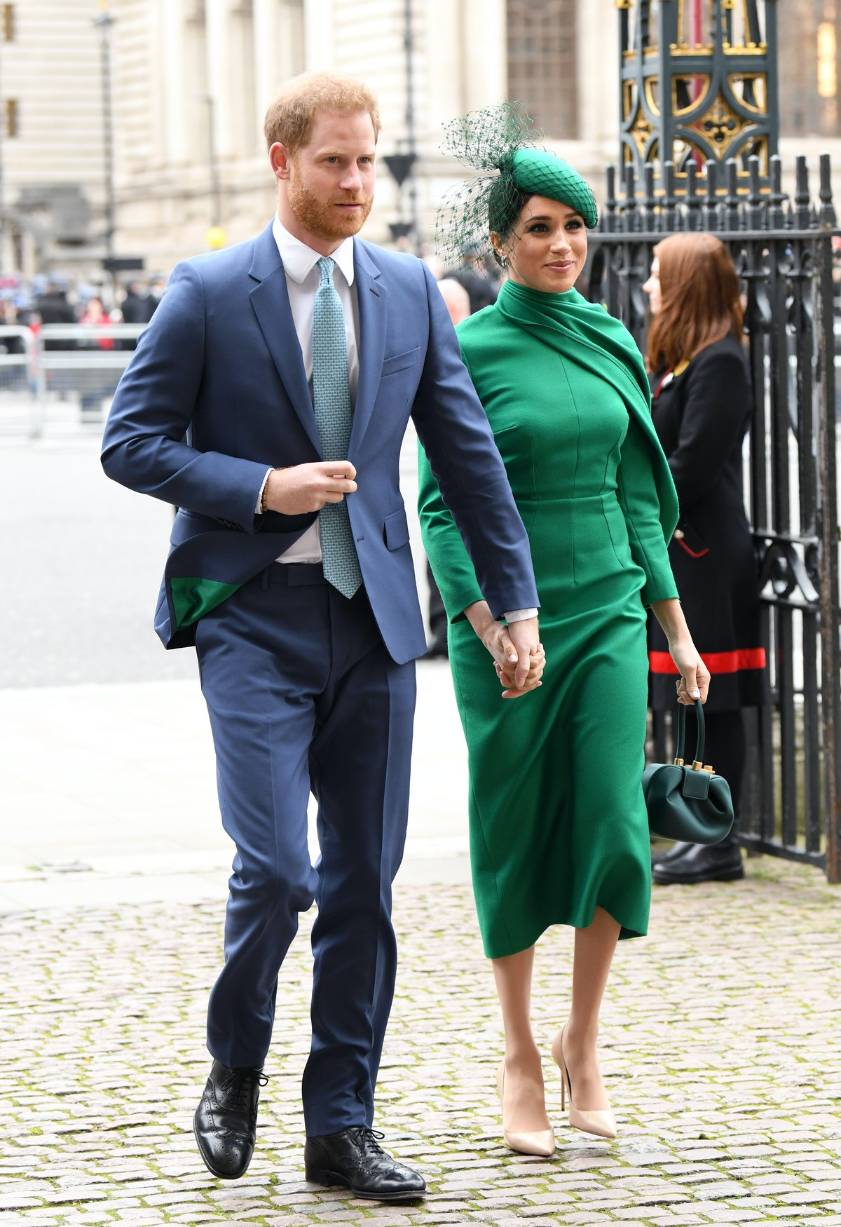 """Prince Harry and Meghan Markle have """"unified"""" body language."""