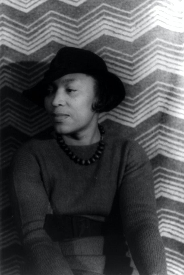 Portrait of Zora Neale Hurston (Photo by Carl Van Vechten Collection/Getty Images)