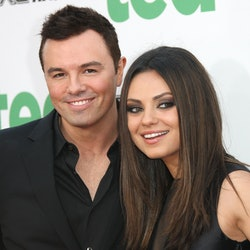 Mila Kunis didn't appear in 'Ted 2' after having a lead role in the first movie.  (Photo by Frederick M. Brown/Getty Images)