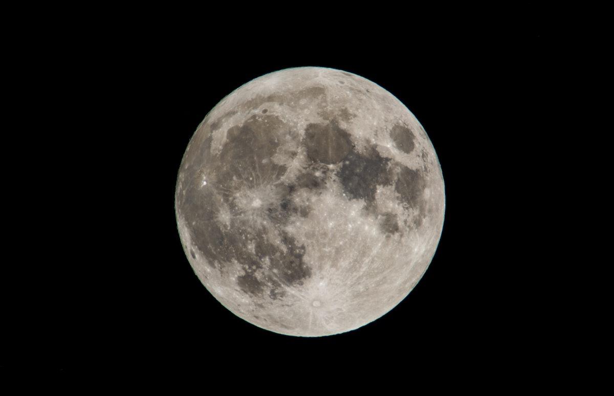 June 2021 full moon