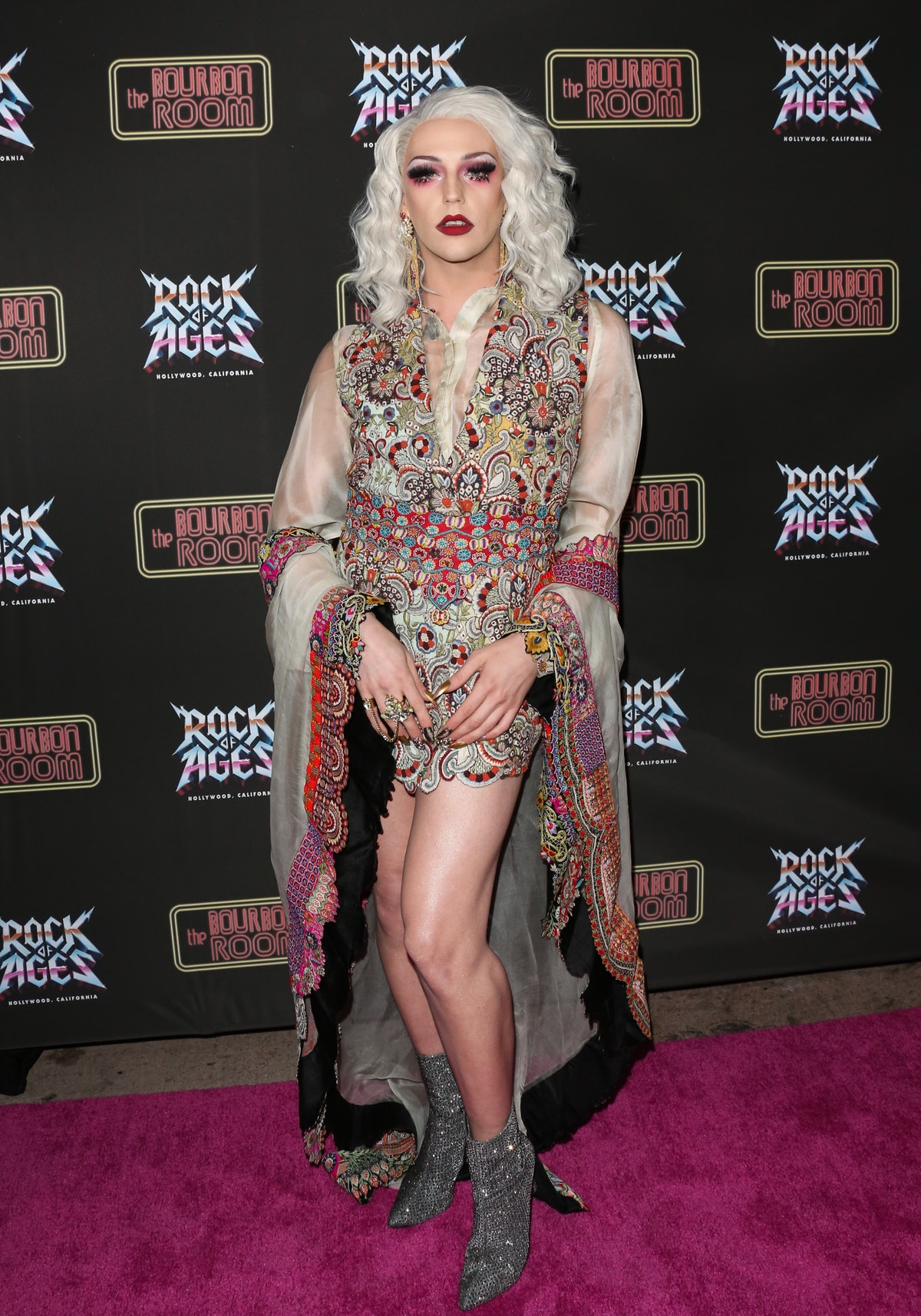 'Drag Race' star Laganja Estranja came out as trans in a new interview.