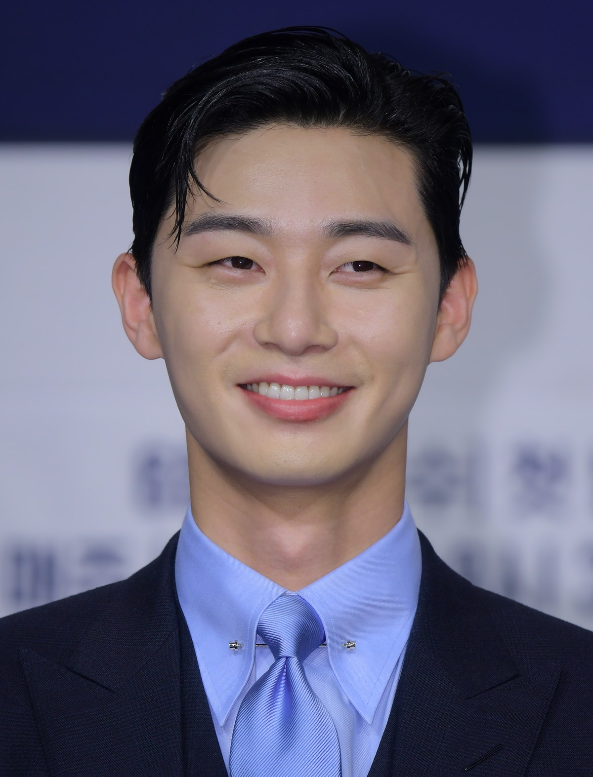 SEOUL, SOUTH KOREA - MAY 30: Actor Park Seo-Joon during tvN drama 'What's Wrong with Secretary Kim' ...