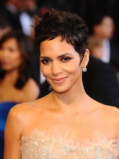 Halle Berry arriving for the 83rd Academy Awards at the Kodak Theatre, Los Angeles.   (Photo by Ian West/PA Images via Getty Images)
