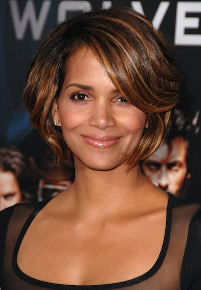 Halle Berry at the Grauman's Mann Chinese Theater on April 28, 2009 in Hollywood, California. (Photo by Steve Granitz/WireImage)