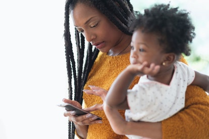 Too much screen time can cause anxiety in parents and their kids.