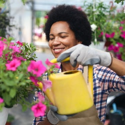 Gardening is the latest wellness trend among millennials — here's why.