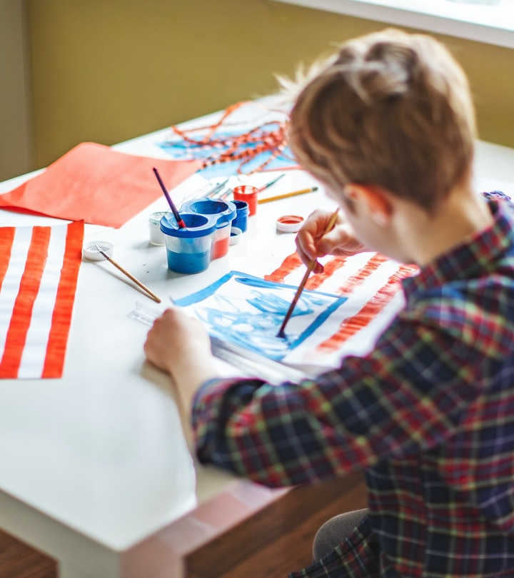 These 4th of July crafts for kids are a fun way to spend the holiday.