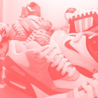 As sneakers go mainstream, Nike is the most resold brand in fashion