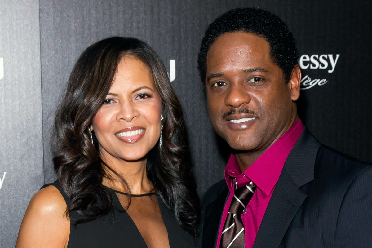 LOS ANGELES, CA - JANUARY 25:  Actors Blair Underwood (R) and Desiree DaCosta  attend as LL COOL J h...