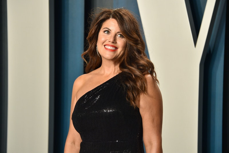 BEVERLY HILLS, CALIFORNIA - FEBRUARY 09: Monica Lewinsky attends the 2020 Vanity Fair Oscar Party at...