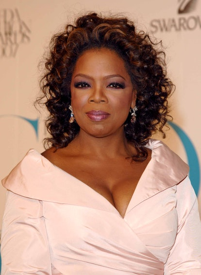 Oprah Winfrey arrives to the 2007 CFDA Fashion Awards held at the New York Public Library, New York City  BRIAN ZAK/GAMMA (Photo by Brian ZAK/Gamma-Rapho via Getty Images)