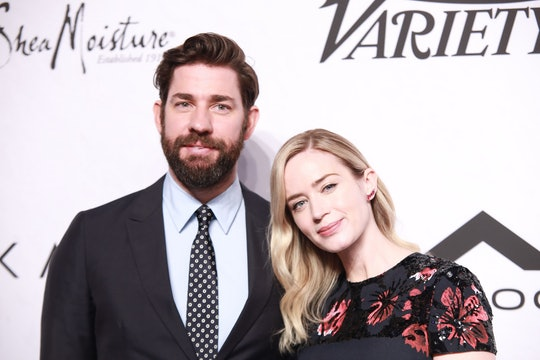 John Krasinski and Emily Blunt are raising two precious daughters together.