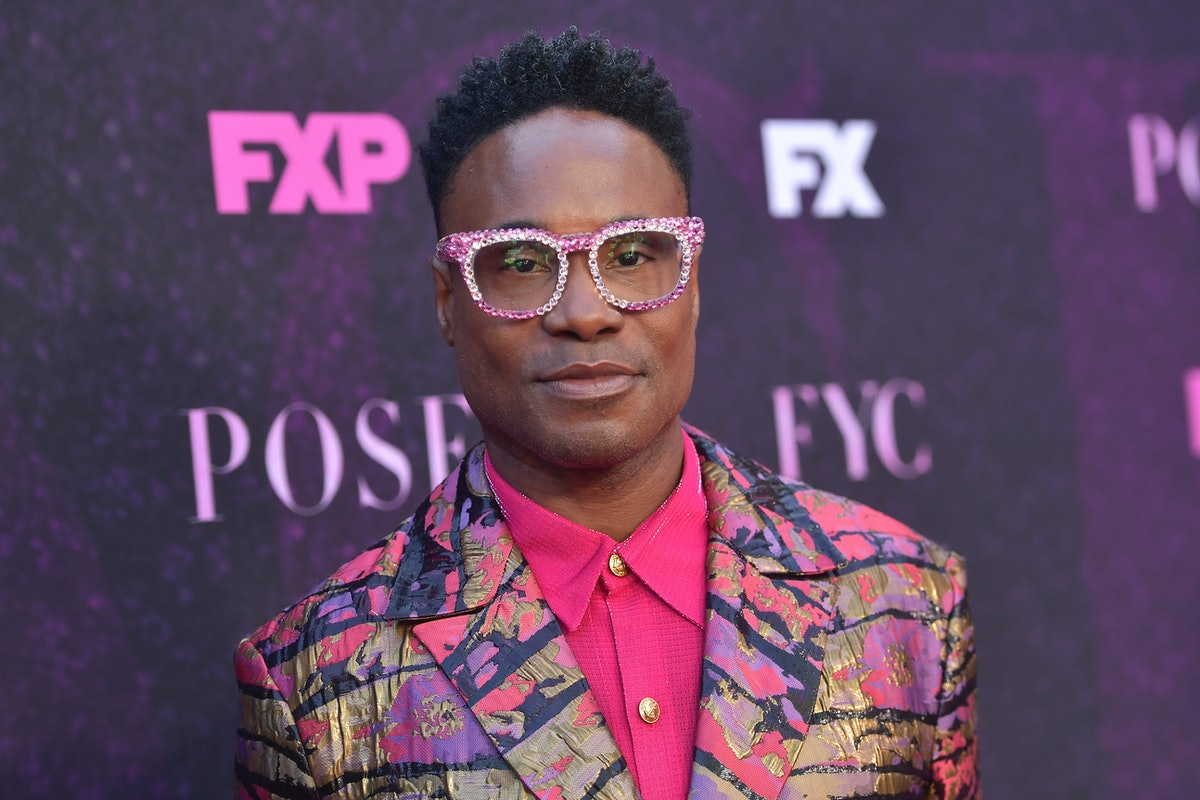 """WEST HOLLYWOOD, CALIFORNIA - AUGUST 09: Billy Porter attends the red carpet event for FX's """"Pose"""" at Pacific Design Center on August 09, 2019 in West Hollywood, California. (Photo by Matt Winkelmeyer/Getty Images)"""