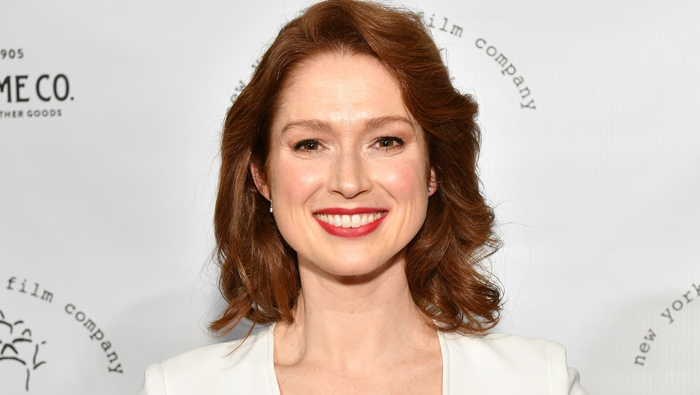 NEW YORK, NY - DECEMBER 05:  Ellie Kemper attends the 2017 New York Stage & Film Winter Gala at Pier Sixty at Chelsea Piers on December 5, 2017 in New York City.  (Photo by Dia Dipasupil/Getty Images)
