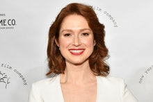 NEW YORK, NY - DECEMBER 05:  Ellie Kemper attends the 2017 New York Stage & Film Winter Gala at Pier...