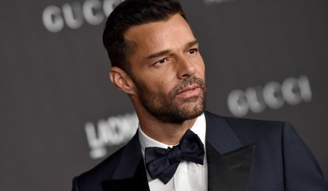 LOS ANGELES, CALIFORNIA - NOVEMBER 02: Ricky Martin attends the 2019 LACMA Art + Film Gala Presented By Gucci on November 02, 2019 in Los Angeles, California. (Photo by Axelle/Bauer-Griffin/FilmMagic)