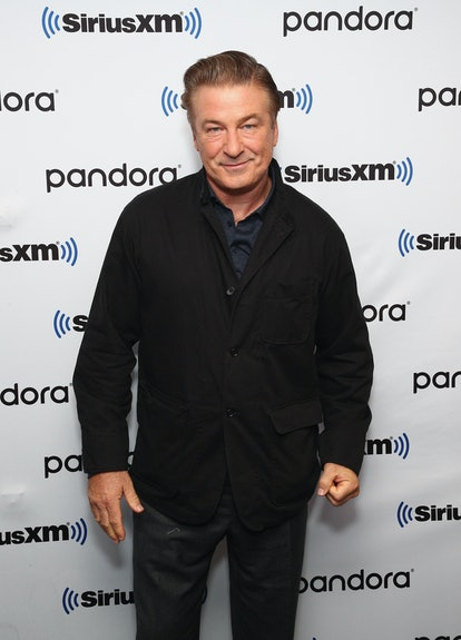 """NEW YORK, NEW YORK - OCTOBER 21: Actor Alec Baldwin attends SiriusXM's Town Hall with the cast of """"Motherless Brooklyn"""" on October 21, 2019 in New York City. (Photo by Astrid Stawiarz/Getty Images for SiriusXM)"""