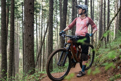 Cycling during pregnancy requires some extra safety tips.