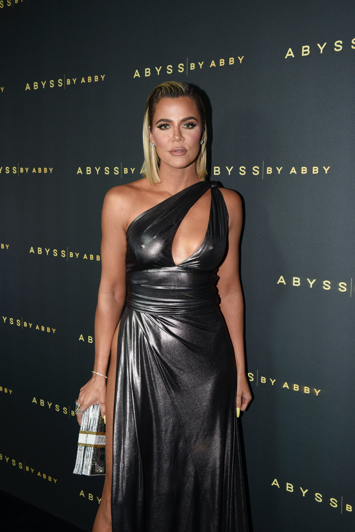 Khloe Kardashian attends a launch party at Casita Hollywood on January 21, 2020 in Los Angeles, Cali...