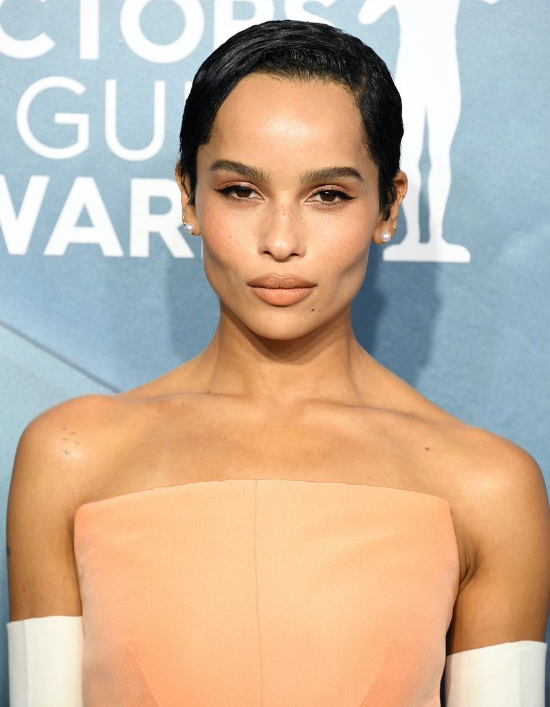 Zoe Kravitz and 9 other celebrity pixie cuts that will inspire a major chop.