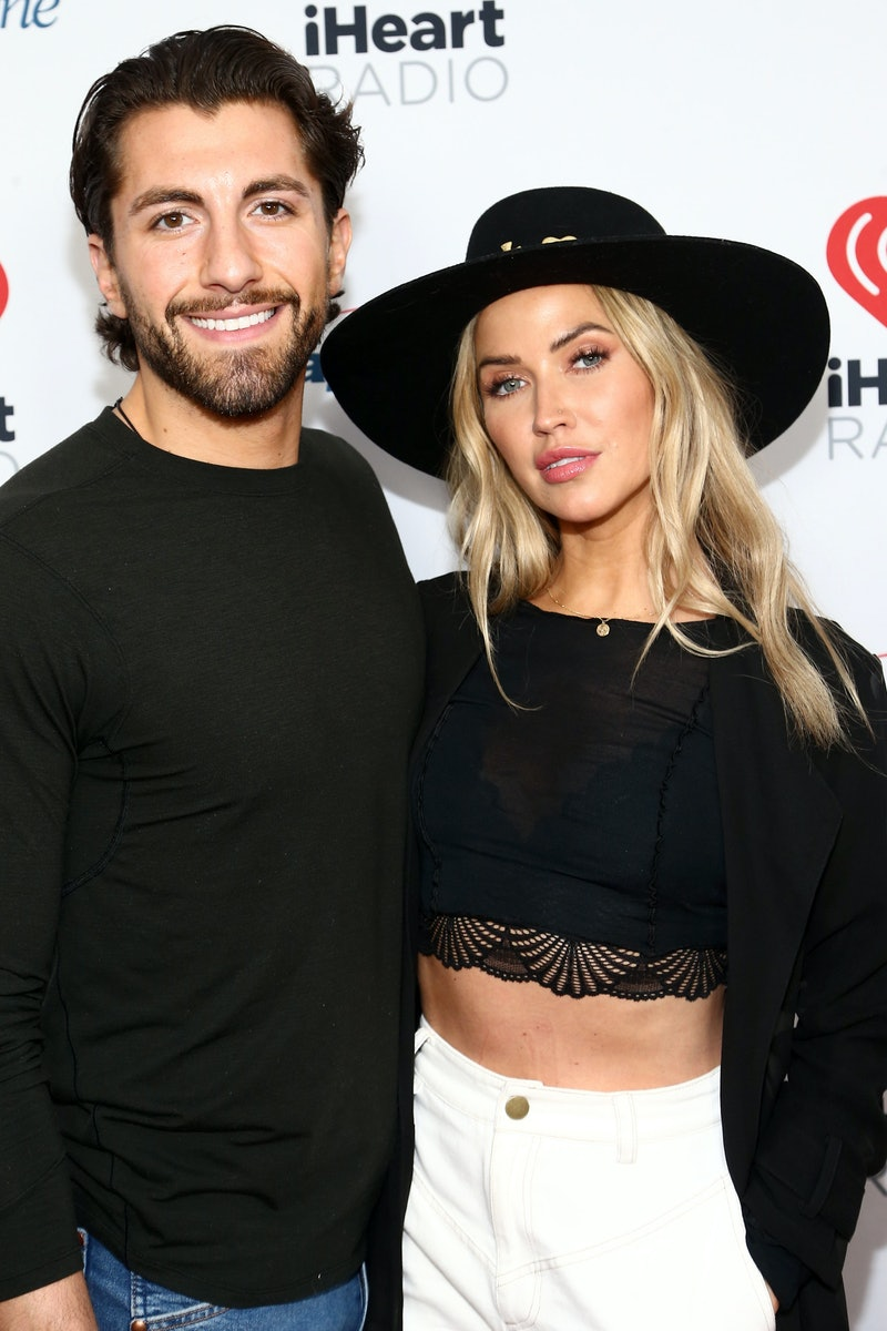 Jason Tartick and Kaitlyn Bristowe attend the iHeartRadio ALTer EGO Presented by Capital One at The Forum on January 18, 2020 in Inglewood, California.