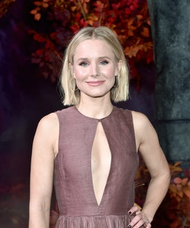Kristen Bell is the mom of two.