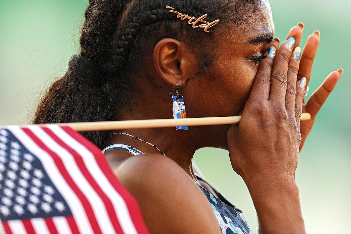 Christina Clemons made the Olympic team on Sunday, June 20.