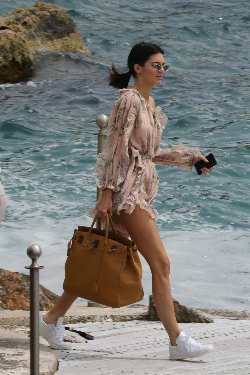 Kendall Jenner on vacation