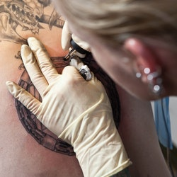 In Chinese culture, inking a dragon tattoo's eyes before completing the whole thing is considered bad luck.
