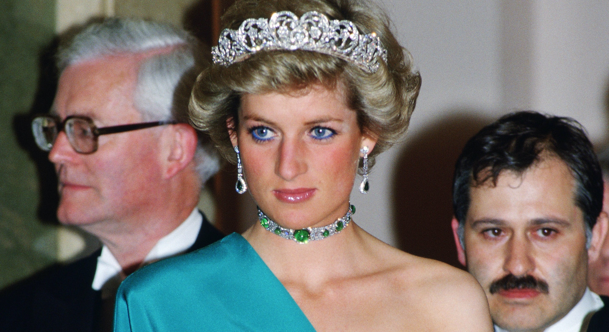 Princess Diana kept her makeup pretty simple for the most part — but the royal most definitely had an affinity for blue eyeliner.