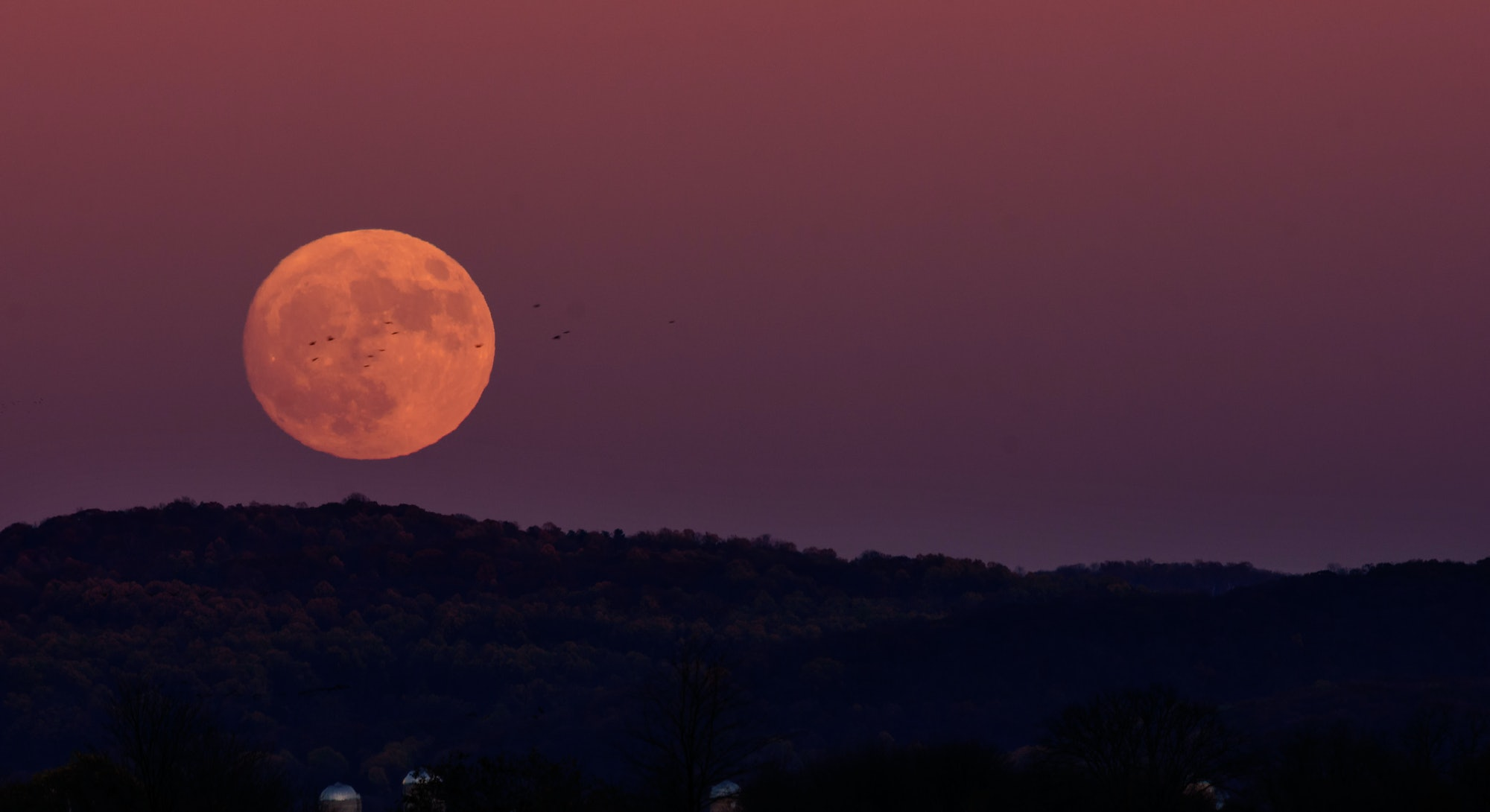 A supermoon happens when the full moon coincides with the moon's closest approach to Earth in its or...
