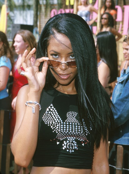 Aaliyah (Photo by SGranitz/WireImage)