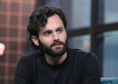 """NEW YORK, NEW YORK - JANUARY 09: Actor Penn Badgley attends the Build Series to discuss his show """"Yo..."""