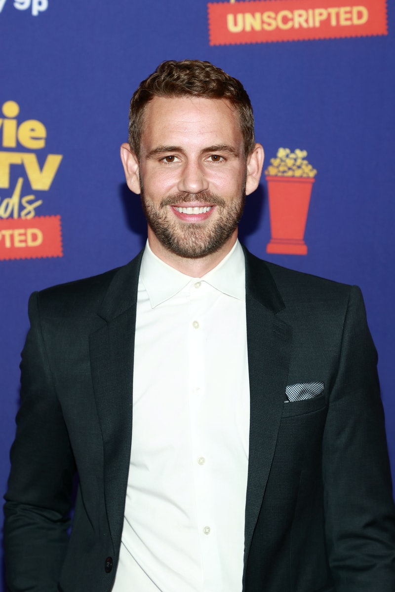 LOS ANGELES, CALIFORNIA - MAY 17: In this image released on May 17, Nick Viall attends the 2021 MTV ...