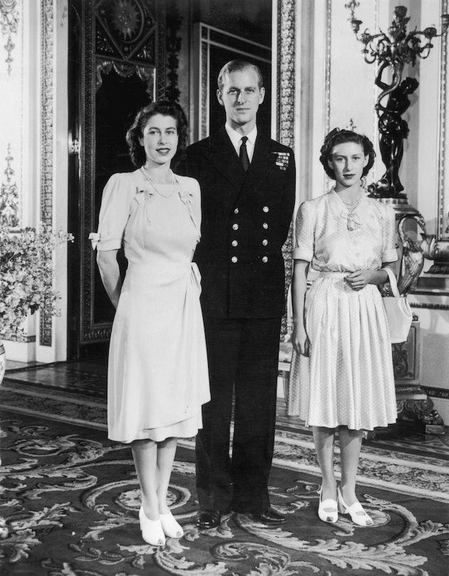 Princess Elizabeth married Prince Philip in 1947.
