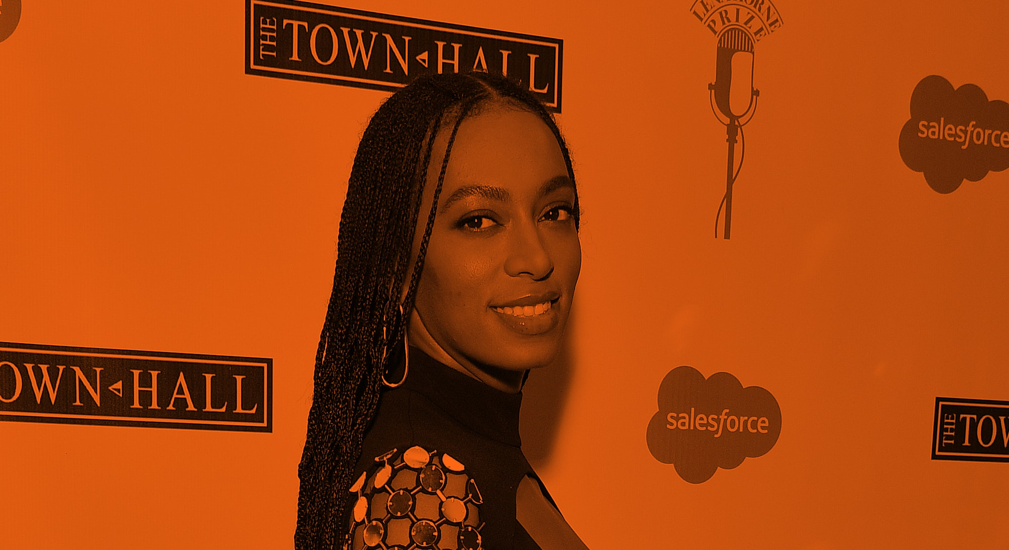 NEW YORK, NEW YORK - FEBRUARY 28: Honoree Solange Knowles attends The Lena Horne Prize for Artists C...