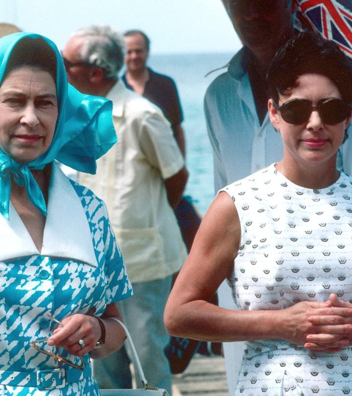 Princess Margaret and Queen Elizabeth were always close.