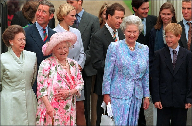 Princess Margaret and Queen Elizabeth were close to their mom.
