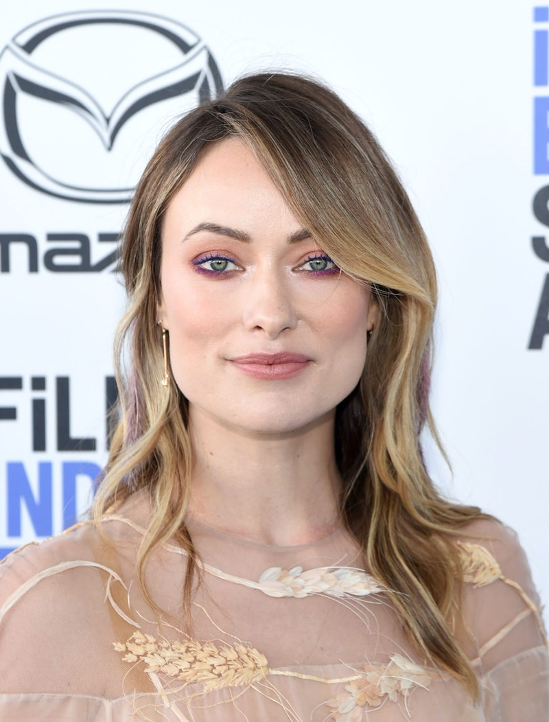 Olivia Wilde attends the 2020 Film Independent Spirit Awards on February 08, 2020 in Santa Monica, ...