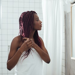 If you've developed a habit of over-washing (or under washing) your hair or you've been using a lot ...
