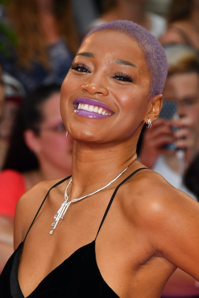 TORONTO, ON - JUNE 18:  Keke Palmer arrives at the 2017 iHeartRADIO MuchMusic Video Awards at MuchMusic HQ on June 18, 2017 in Toronto, Canada.  (Photo by George Pimentel/Getty Images)
