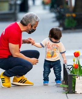 Andy Cohen loves being a dad.